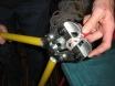 Stroomkabels professioneel monteren